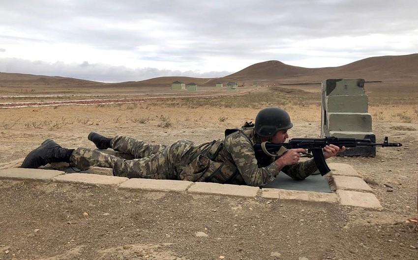 Azərbaycan ordusunun tabor komandirləri ilə keçirilən toplanışlar başa çatıb
