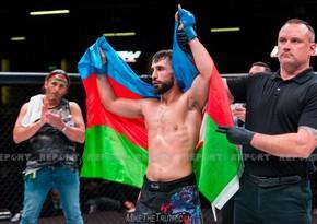 ABŞ-da yaşayan azərbaycanlı döyüşçü MMA üzrə beynəlxalq turnirdə finala çıxıb