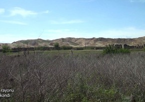 Footage from Mashanli village of Jabrayil