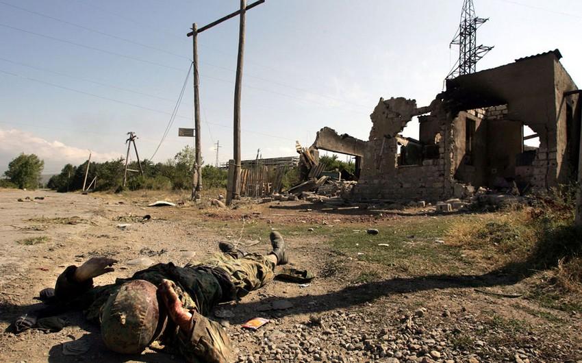 Ermənistan ilin əvvəlindən Qarabağ münaqişəsi zonasında 15 hərbçisini itirib