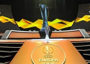 Avropa Liqası: Qrup mərhələsində III tur bir oyunla start götürəcək