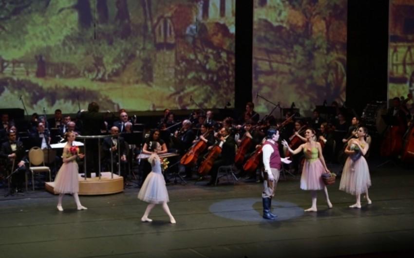 VII Qlobal Forumun iştirakçıları üçün qala-konsert təşkil olunub