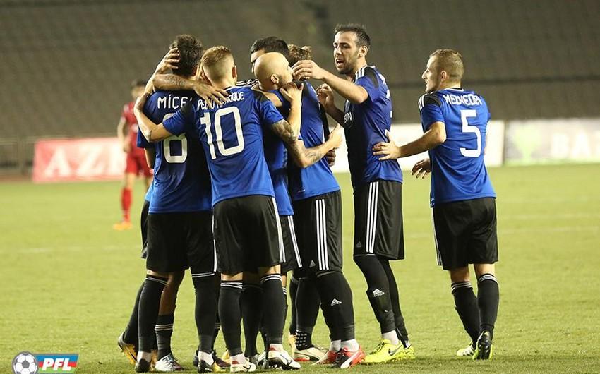 Bu gün futbol üzrə Azərbaycan Premyer Liqasında X tura start veriləcək