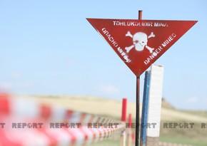 В Совете по правам человека ООН Армению призвали выдать Азербайджану карты минных полей