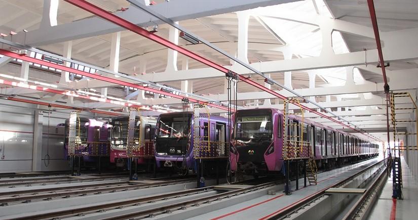 Названо количество новых вагонов для бакинского метро