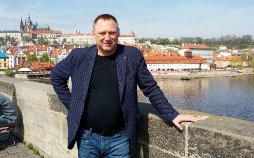 İqor Ponomaryov ailəsi ilə Bakıya köçür