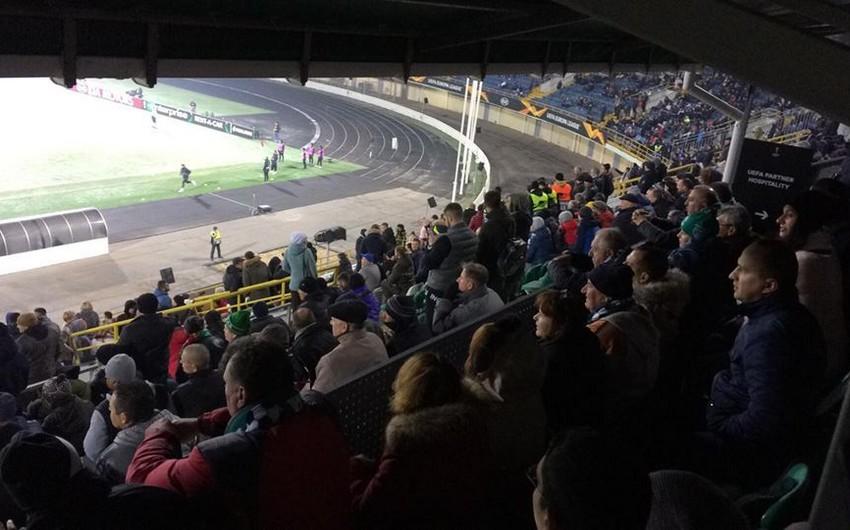 Во время матча Ворслка - Карабах произошла драка