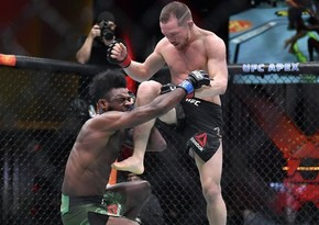Российcкий боец лишился пояса UFC за запрещенный прием