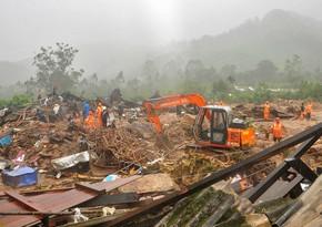 Hondurasda torpaq sürüşməsi nəticəsində 14 nəfər ölüb