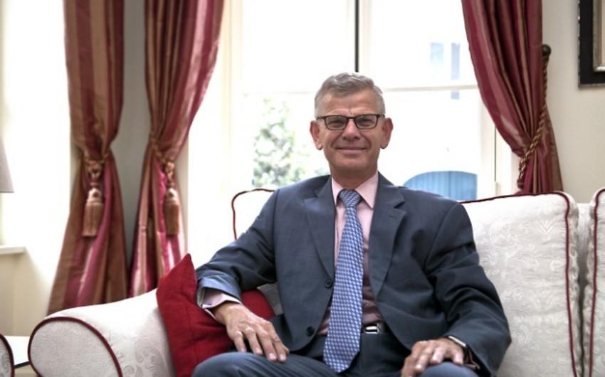 Dutch Ambassador to Venezuela will head the diplomatic mission in Baku