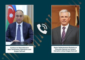 Azərbaycandan Rusiyaya alma və pomidor ixracı müzakirə olunub