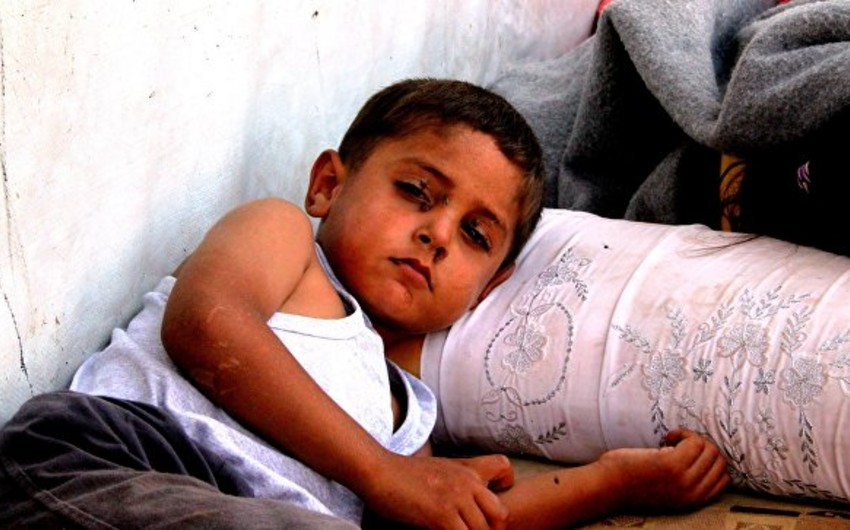 YUNİSEF: Son günlər Hələbdə 96 uşaq öldürülüb