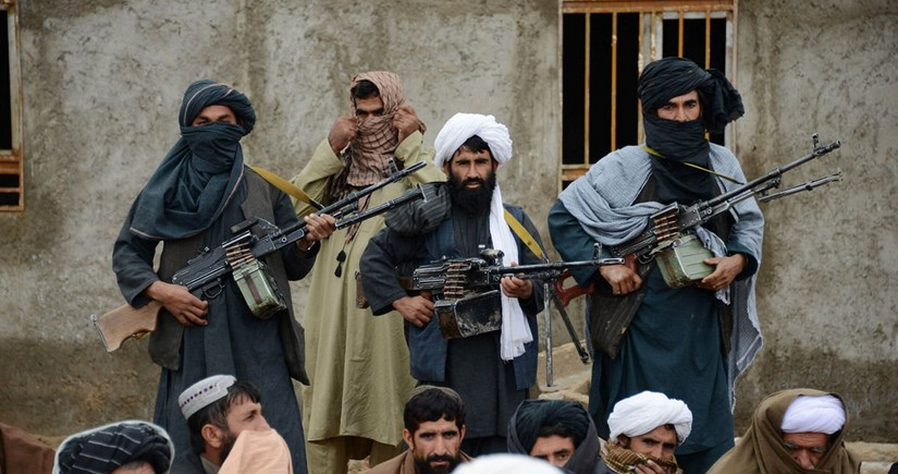 Did the military operations end in Afghanistan?