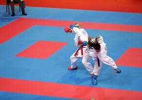 Азербайджанская каратистка вышла в финал чемпионата Европы