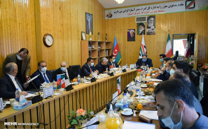 Iran, Azerbaijan to speed up customs procedures