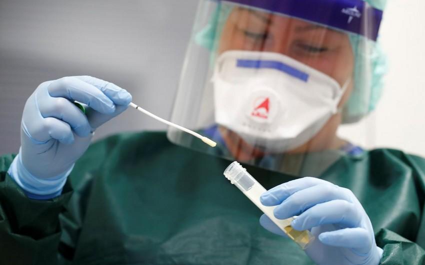 Almaniyada daha 522 nəfər koronavirusa yoluxdu