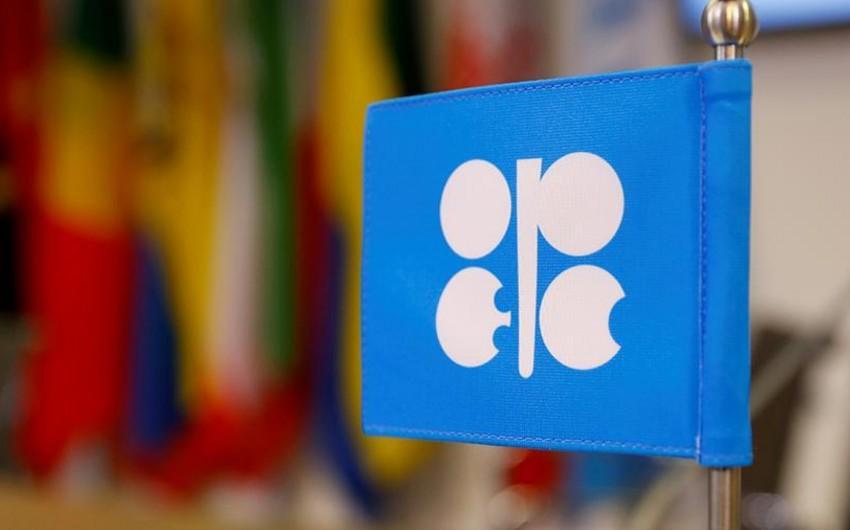 OPEC neftinə tələbat azalacaq