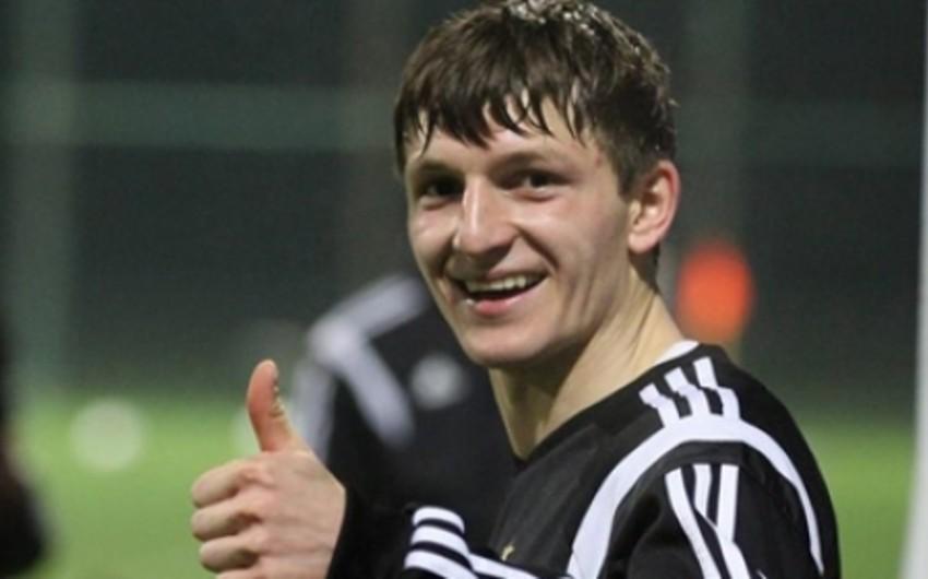 Единственный нападающий сборной Азербайджана забил 20-ый гол