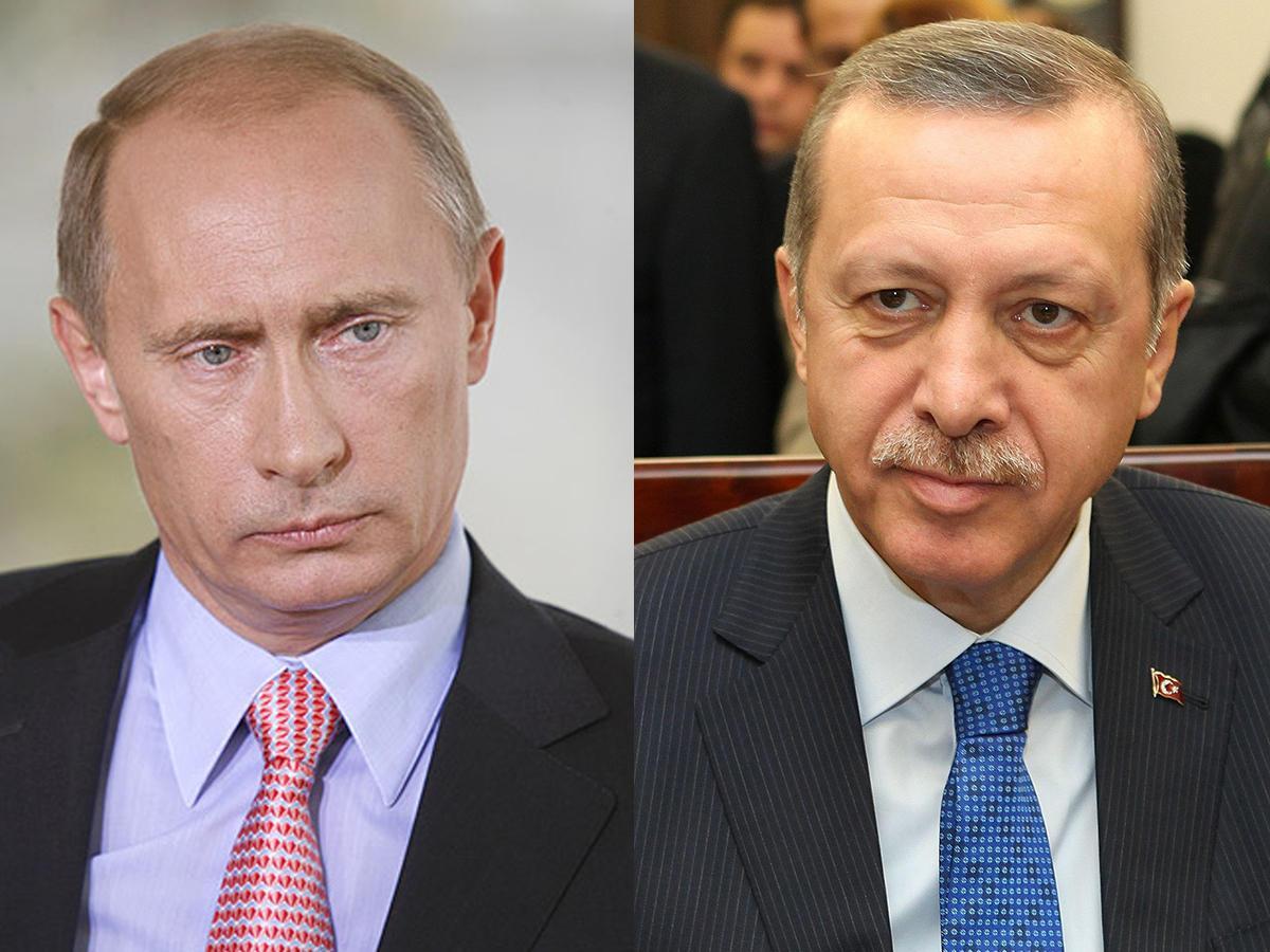 Ушаков: Путин и Эрдоган обсудят вопрос о компенсации за сбитый Су-24