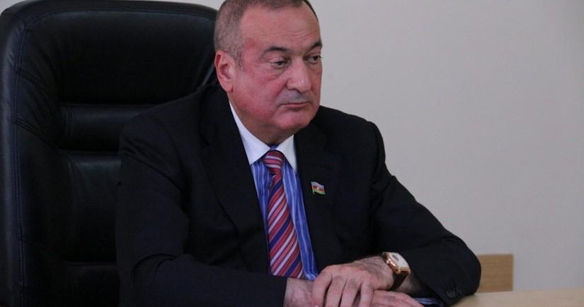Депутат Эльдар Гулиев награжден орденом Шараф