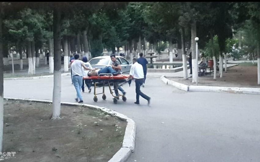 Şəkidə 63 yaşlı kişi sükan arxasında ölüb - YENİLƏNİB