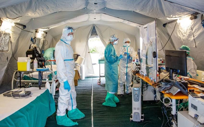 Gürcüstanda koronavirus epidemiyası pik həddə yaxınlaşır