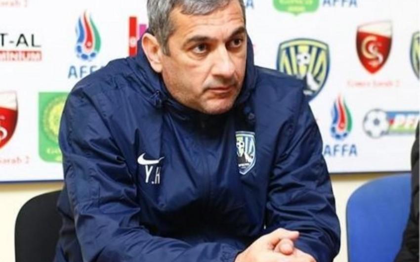 Yunis Hüseynov: Kəpəz Premyer Liqada olmasa, Gəncə futbolu heç olmayacaq - MÜSAHİBƏ