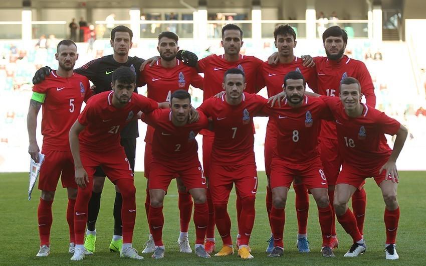 Azərbaycan millisi Lüksemburqa qarşı -