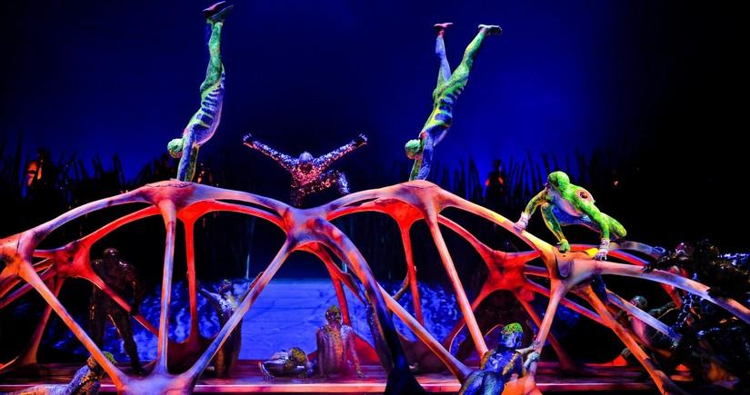 """""""Cirque du Soleil"""" pandemiya səbəbindən müflis olmaq təhlükəsi ilə üzləşib"""