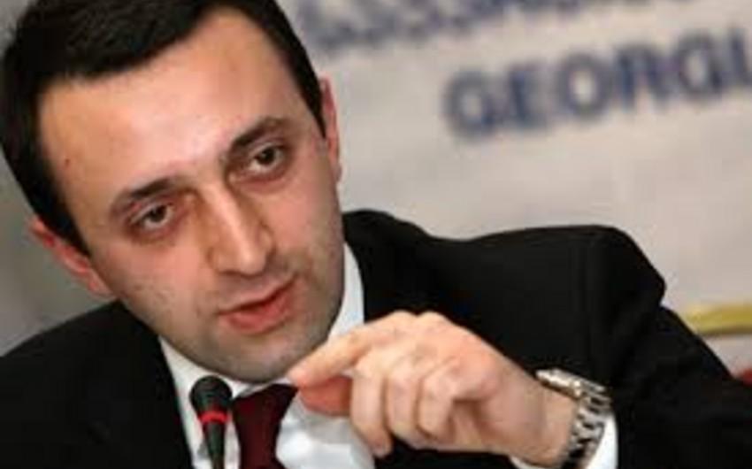 İrakli Qaribaşvili: Gürcüstan Azərbaycanla münasibətləri yüksək qiymətləndirir