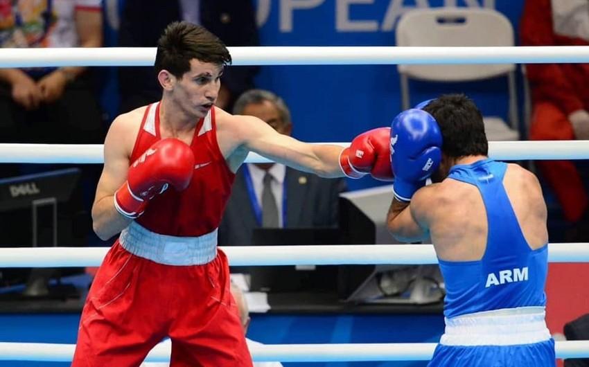 Azərbaycanlı boksçu Avropa Oyunlarında Gürcüstana gümüş medal qazandırıb