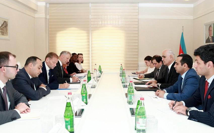 Gələn ay Avropa İnvestisiya Bankının işçi missiyası Azərbaycana gələcək