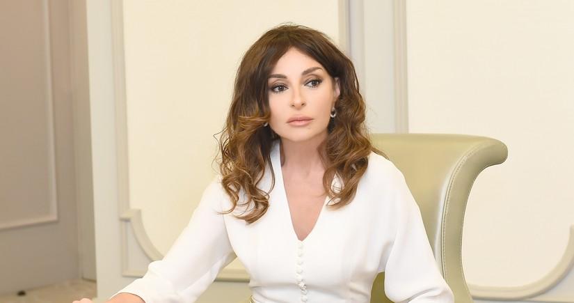 "Mehriban Əliyeva ""Instagram""da 20 Yanvarla bağlı paylaşım edib"