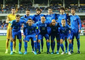 Азербайджан в отборочном раунде встретится с чемпионом Азии