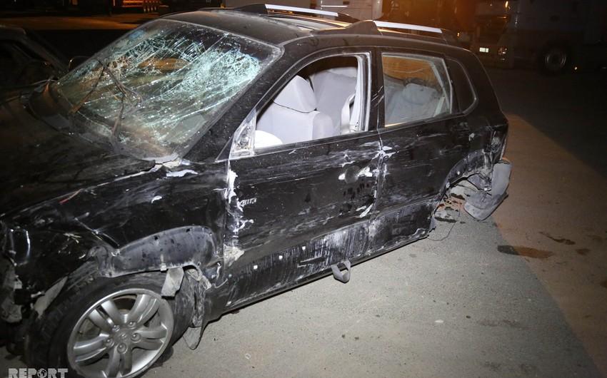 На Абшероне водитель трагически погиб в ДТП - ФОТО - ВИДЕО - ОБНОВЛЕНО