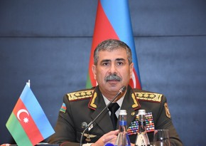 Zakir Hasanov accuses Armenia at CIS meeting in Moscow