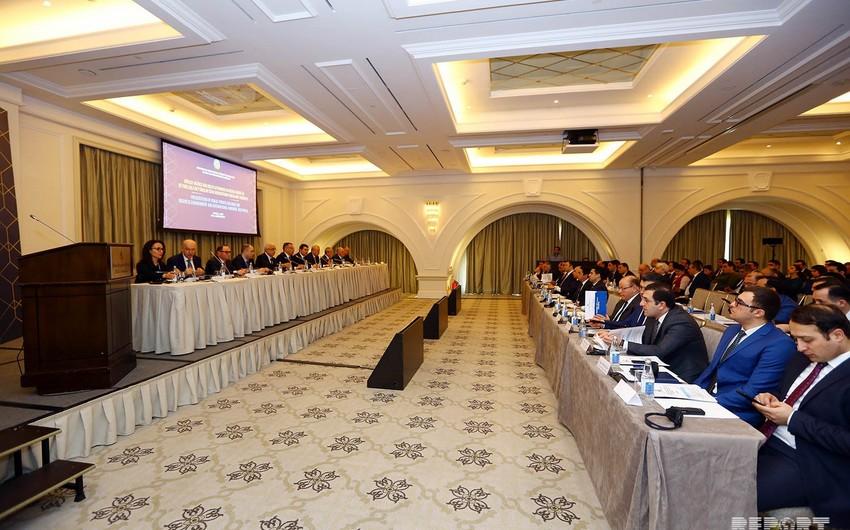 Biznes mühiti və beynəlxalq reytinqlər üzrə Komissiyanın yeni internet Portalı təqdim edilib