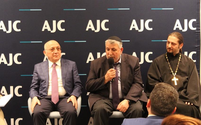 Представители армянского лобби с позором покинули посвященное Азербайджану мероприятие в США