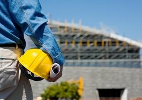 Bu ilin I yarısında Bakıda inşaat işlərinin 88%-ni özəl sektor icra edib