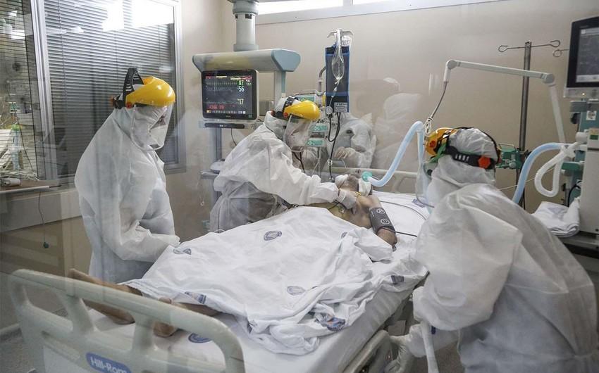 Ermənistanda koronavirusdan ölənlərin sayı 814-ə yüksəlib
