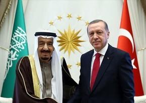 Президент Турции и король Саудовской Аравии обсудили саммит G20