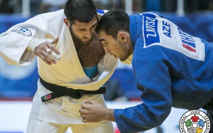 Чемпионат Европы: Известны первые соперники азербайджанских дзюдоистов