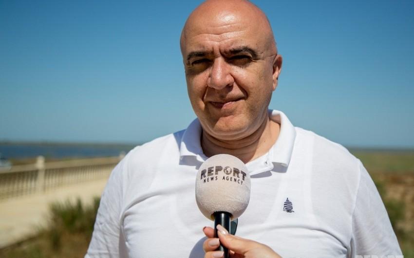 Direktor: Azərbaycanda yerli və xarici ovçular daha çox quş ovuna maraq göstərirlər