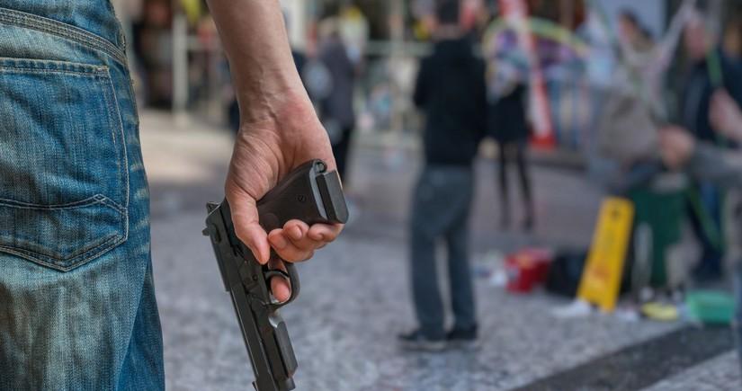 Tbilisidə atışma olub, yaralananlar var