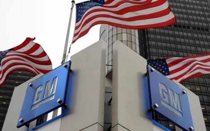 General Motors 1000-dən çox iş yerini ixtisar edəcək