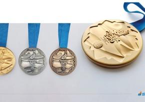 Belarus hosts presentation of 2nd European Games medals