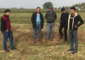 Армяне выпустили по селам Агдама около 60 снарядов