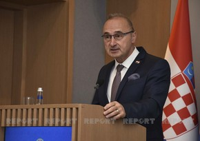 Croatian FM thanks Azerbaijan for help in fight against COVID-19