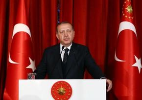 Эрдоган посетит Азербайджан 26 октября