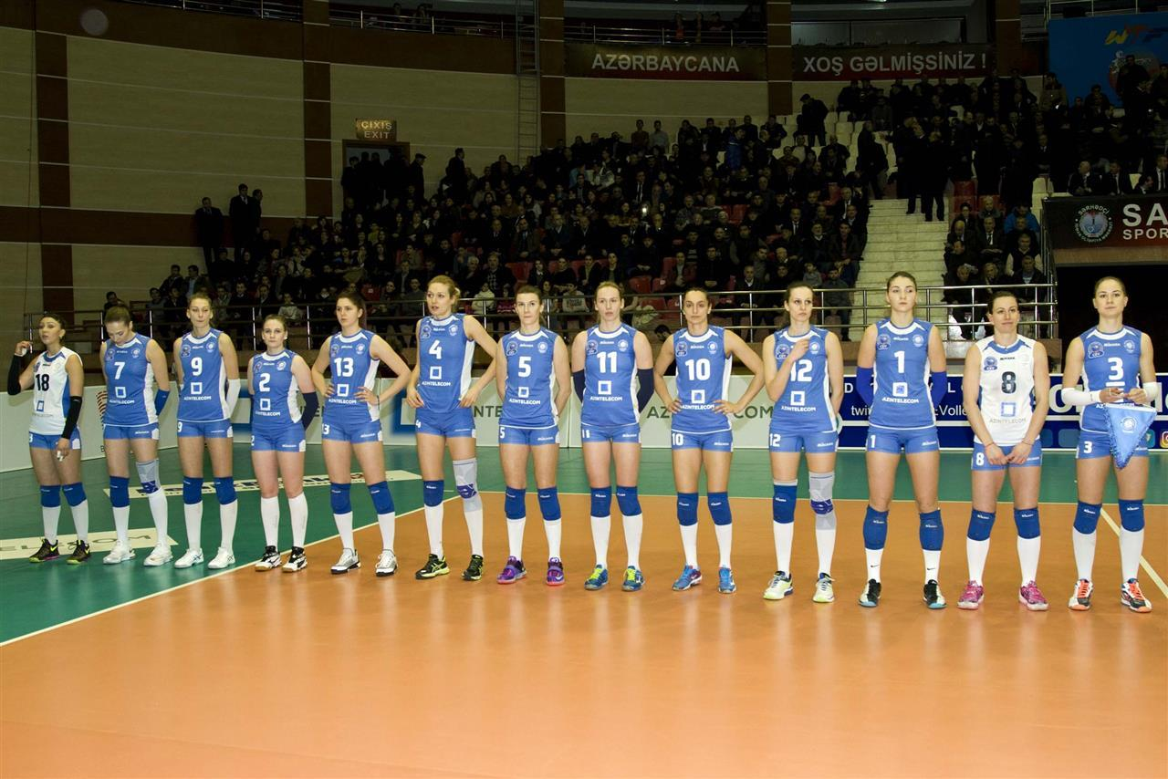 Azerbaijani club to play next match of Champions League